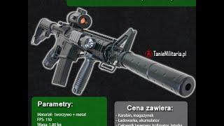 M4 COLT XM177 (M83 A2) FIRMY DE - TANIEMILITARIA.PL
