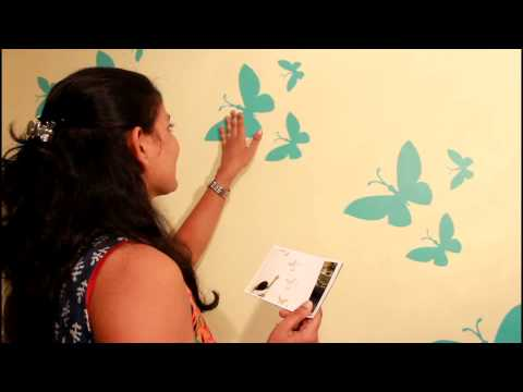 Asian Paints Butterfly