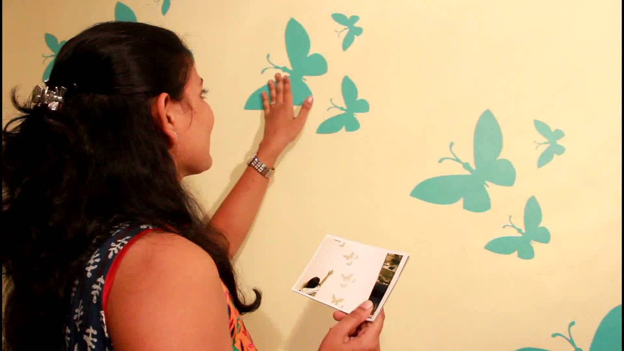 Asian Paints Butterfly Youtube