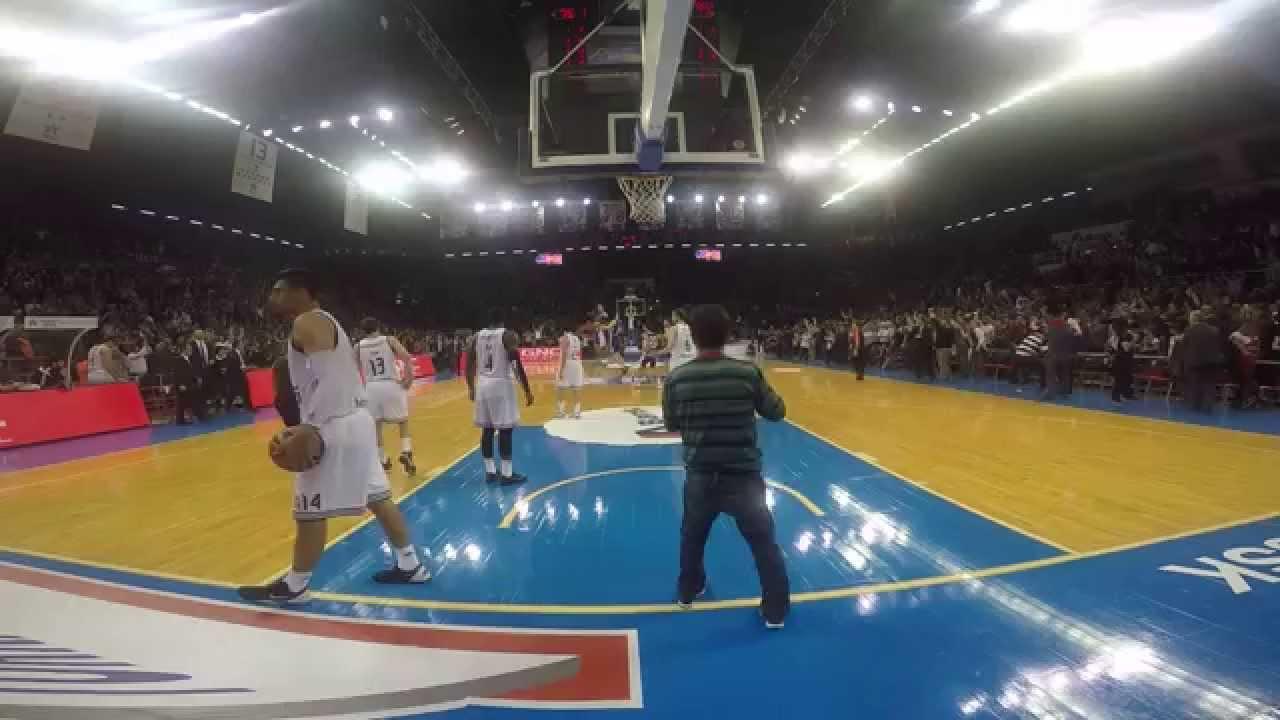 Matt Janning'den Son Saniye Basketi