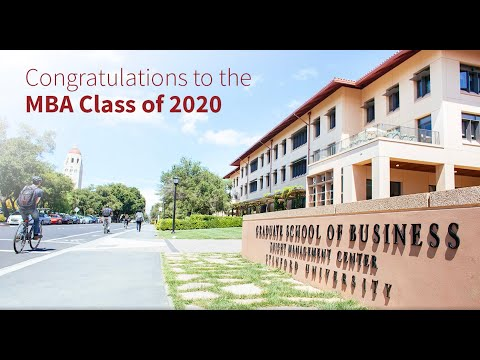 MBA Class of 2020 Experience
