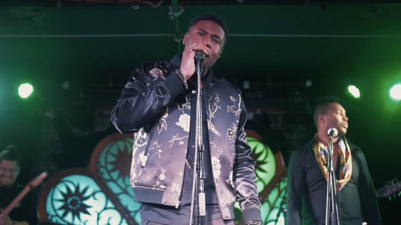 "Download Zaxai - ""I wont let you go"" Live performance @ BK BAZZAR"