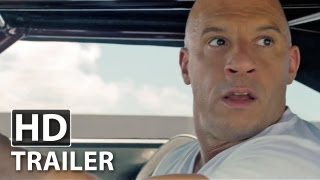 Fast & Furious 6 - Trailer (Deutsch | German) | HD