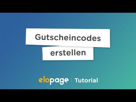 [TUTORIAL] Gutscheincodes Erstellen