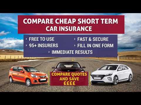 Cheap Car Insurance Uk Short Term Quotes Cheapest Car Insurance Uk