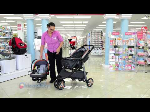 Graco Modes Sport Travel System Snugride Click Connect 35