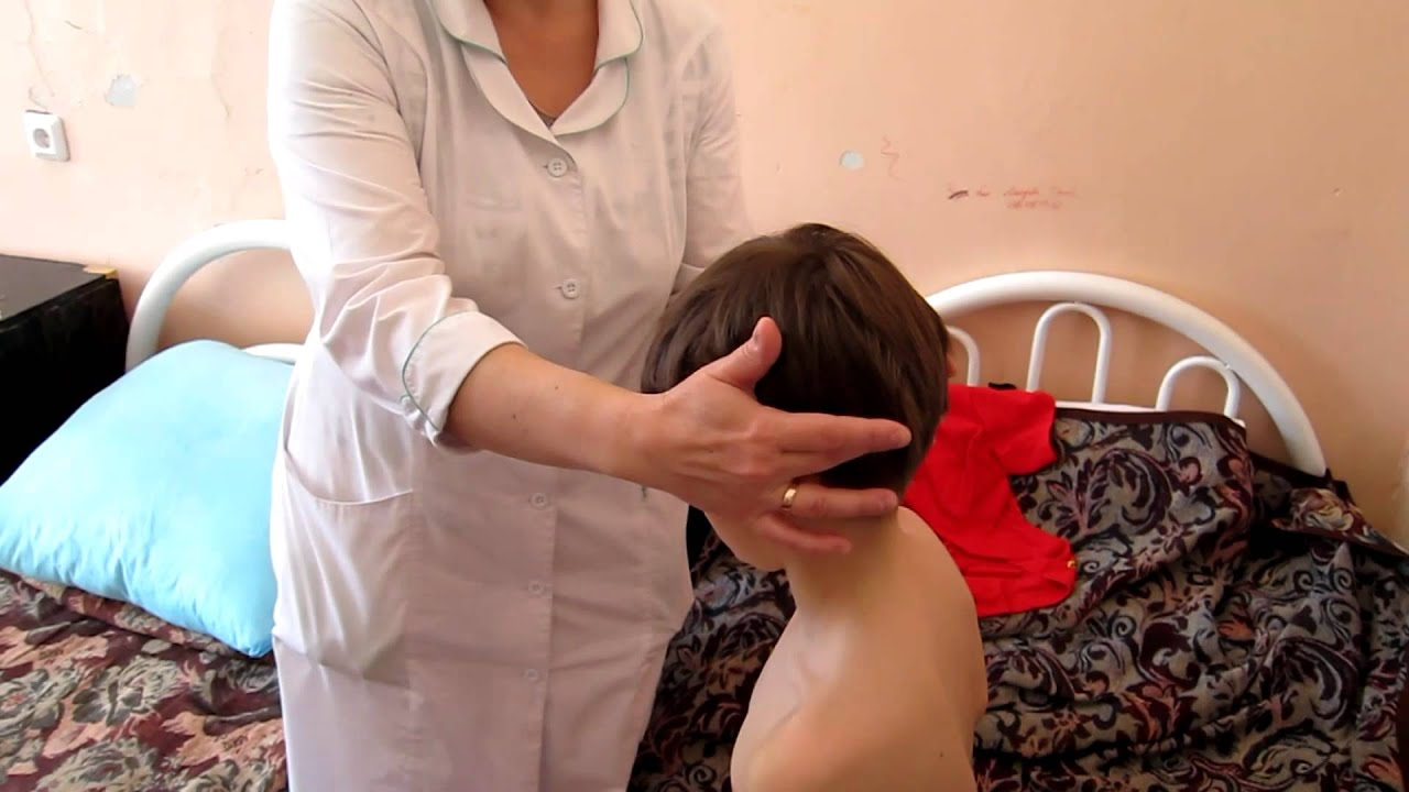 Pediatrics General Inspection part 2