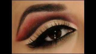 видео Естественный макияж для карих глаз: фото