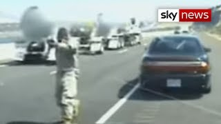 Oregon: Police Shooting Caught On Camera