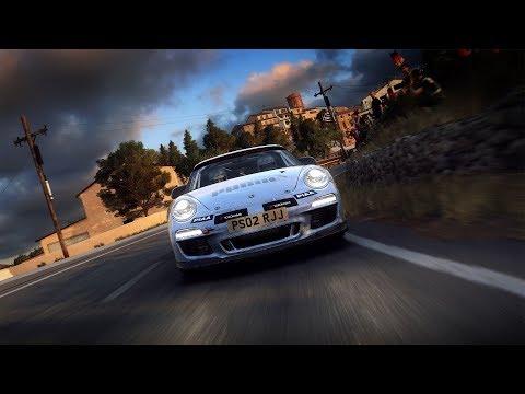 Dirt Rally 2.0 - Direct Drive -Triple screen