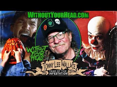 TOMMY LEE WALLACE Interview HALLOWEEN III & STEPHEN KING'S IT
