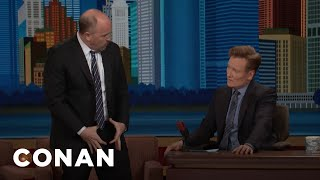 louis c k s embarrassing nyc story conan on tbs