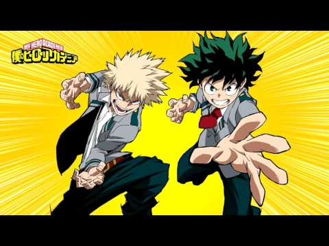 【 Boku no Hero Academia】 Opening Fulli The Day