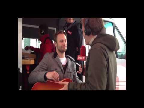Martin Bernell live auf Radio Salzburg