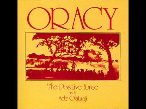 The Positive Force With Ade Olatunji - The African In Winter