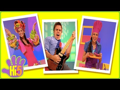 What Will I Be When I Grow Up | Hi-5 Season 11 - Episode 18 | Kids Shows