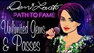 Demi Lovato Path To Fame Unlimited Gems And Passes Hack!