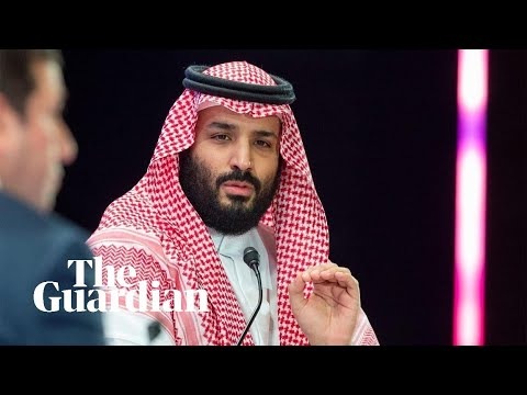 Saudi crown prince says justice will prevail in Khashoggi case