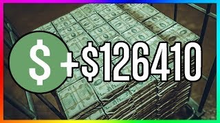 *NEW* GTA ONLINE UNLIMITED MONEY METHOD! *ALL RANKS* MAKE MILLIONS FAST! PS4/XB1/PC (GTA V Money)