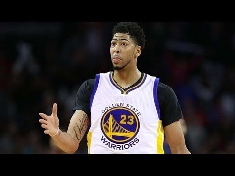 Anthony Davis JOINING the Golden State Warriors!!?