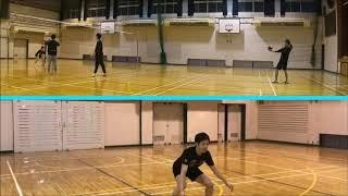 【バレーボール】Advance#1-2 EVAサーブカット上手くなる方法   Volleyball JAPAN TOKYO