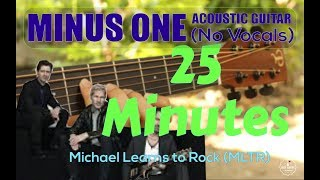 Michael Learns To Rock - 25 Minutes Acoustic Minus One Cover
