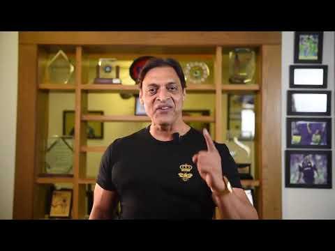Pakistan First Crypto Exchange. Cricket NFT #ShoaibAkhtarNFT