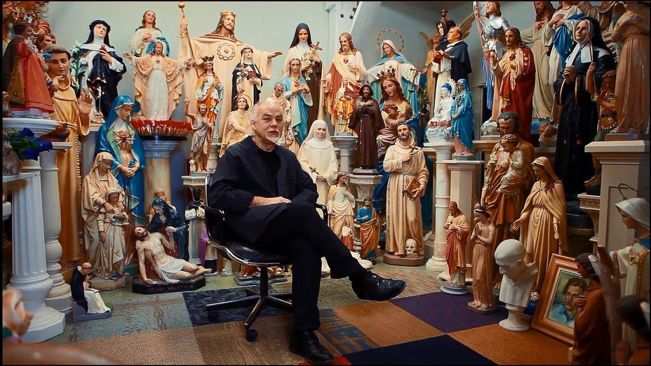 l artiste en art visuel jean marc mathieu lajoie et ses statues youtube