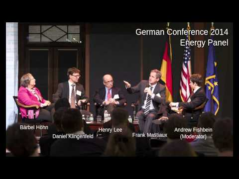 2014 ENERGY SECURITY PANEL