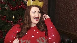 Yours Clothing Tess Holliday Talks About Christmas 2014