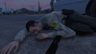 GTA V: Officer Down [Rockstar Editor]