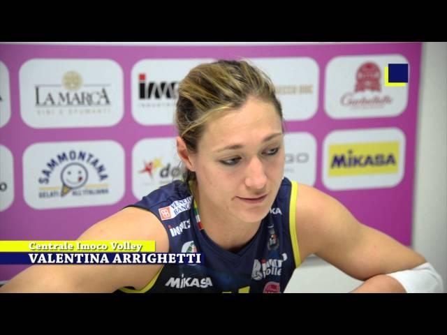 Campionato A1. Semifinale, gara 1. Imoco Volley Conegliano 3 Liu Jo Modena 1