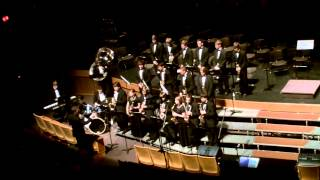 2012 Dobyns Bennett Jazz Band Christmas Concert- A Charlie Brown Christmas
