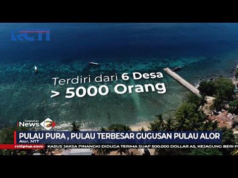 Menapaki Indonesia, Pulau Alor Miliki Keindahan Pantai & Bawah Laut Berpadu Dengan Budaya- SIP 19/08