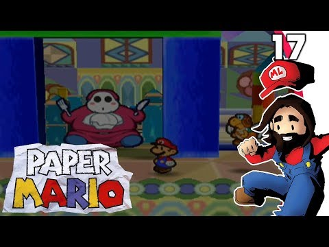 [WT] Paper Mario 64 #17 [100%]