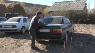 Роддом. Кыргызстан
