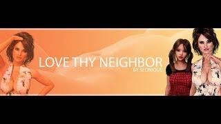 Вылюби свою соседку - кадры игры