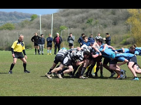 Collyers College Rugby Sussex Final