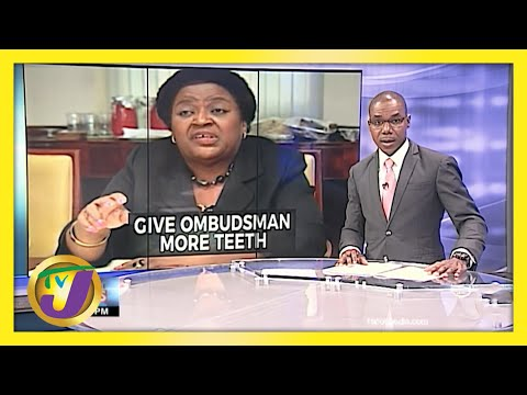 Give Jamaica's Political Ombudsman More Authority | TVJ News - June 2 2021