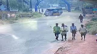 Accident  for  Marthandam  Areas