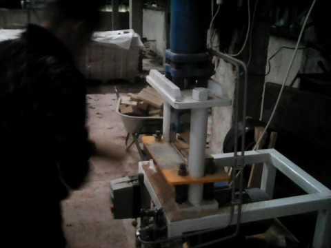 Production of bricks like LITOS or FAGOT in Kiev (Ukraine)