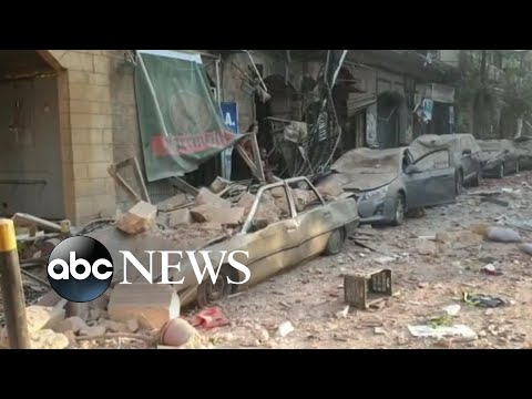 Explosion in Beirut rocks entire city, at least 50 killed | WNT