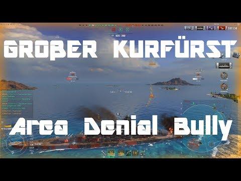 Großer Kurfürst - Area Denial Bully