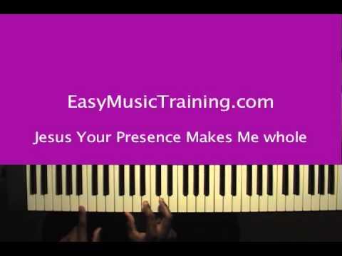 Jesus Your Presence Makes Me Whole : Benny Hinn