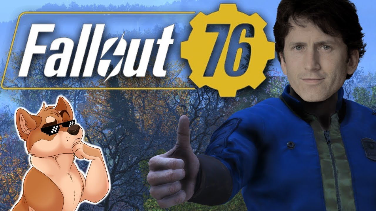 Fallout 76 - Crappy Games Wiki Uncensored