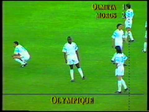 Marseille v Red Star Belgrade European Cup Final 1991 (Full Match)