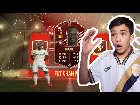 THE BEST GOLD 1 FUT CHAMPIONS REWARDS EVER!!! FIFA 21 |
