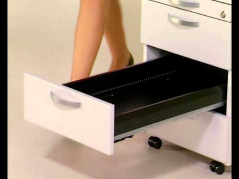rollcontainer profi modul von delta v youtube. Black Bedroom Furniture Sets. Home Design Ideas