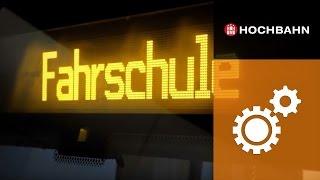 Wissenswerkstatt: Die HOCHBAHN U-Bahn Fahrschule