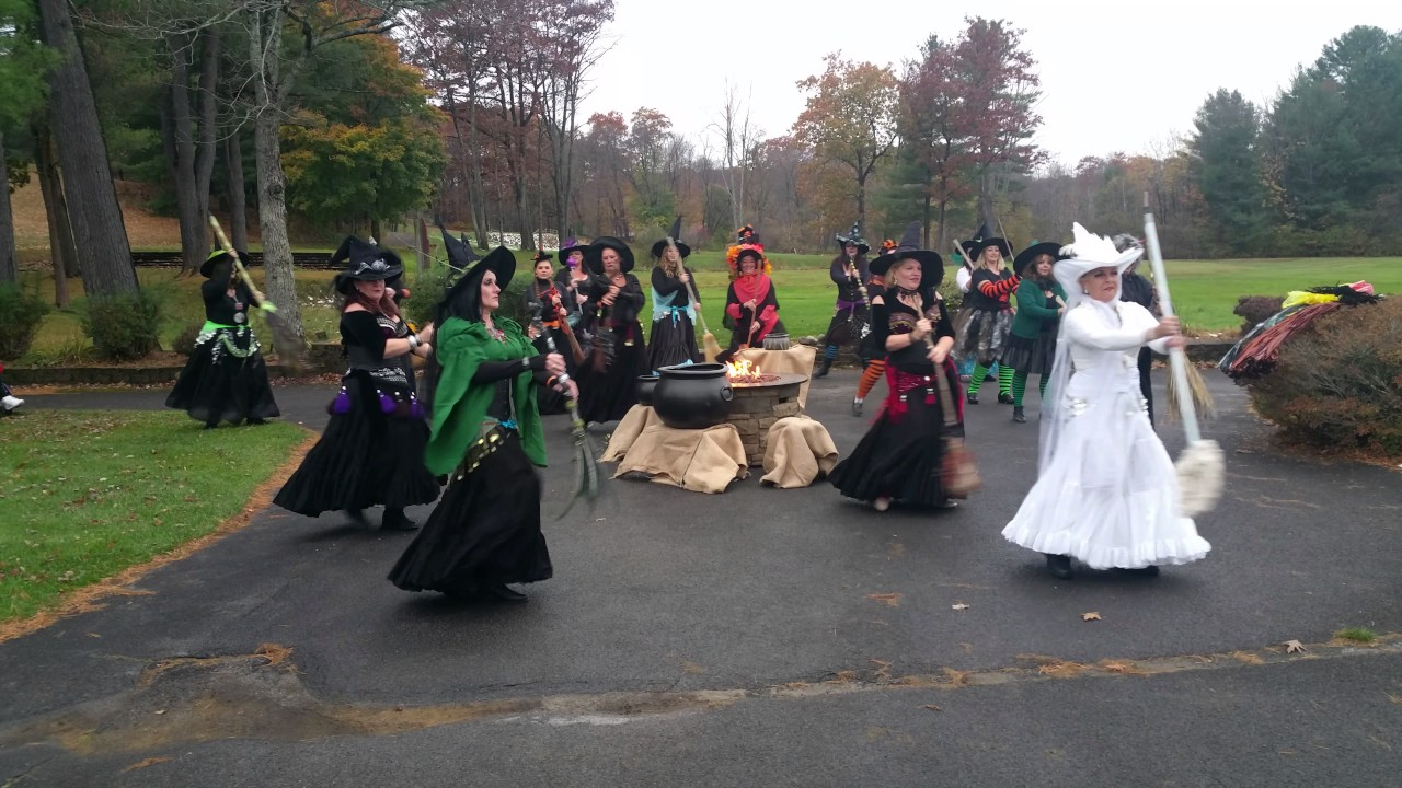 The Witch Dance: What It Is And Where You Can See It Live — Amanda